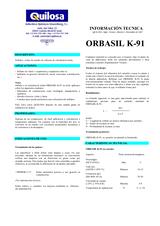Orbasil K-91