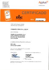 GALEGOS CEM II B-L32,5 A+