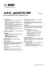 A-P-E® Jacket FRP
