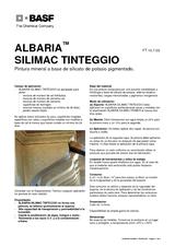 Albaria Silimac Tinteggio