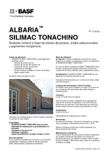 Albaria Silimac Tonachino