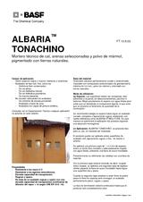 Albaria Tonachino