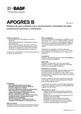 Apogres B
