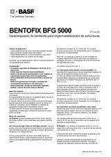 Bentofix BFG 5000