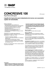 Concresive 100