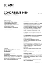 Concresive 1460