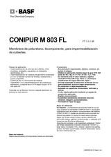 Conipur M 803 FL