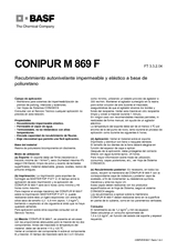Conipur M 869 F