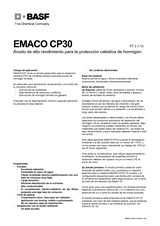 Emaco CP 30