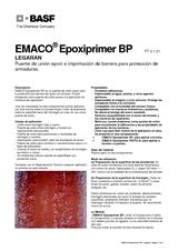 Emaco Epoxiprimer BP- Pistola