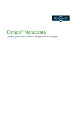 Emaco Nanocrete