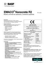 Emaco Nanocrete R2