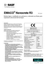 Emaco Nanocrete R3