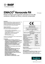 Emaco Nanocrete R4