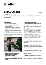 Emaco R205