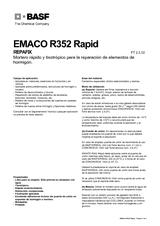 Emaco R352 Rapid