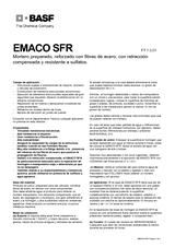 Emaco SFR