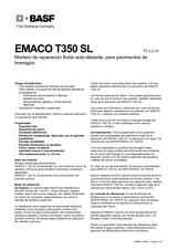 Emaco T350 SL