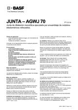 Junta AGWJ 70