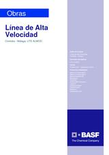 Línea de Alta Velocidad Córdoba - Málaga