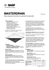 Masterdrain Plus