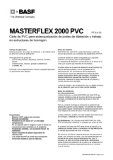 Masterflex 2000 PVC