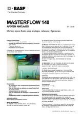 Masterflow 140