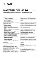 Masterflow 160 RG