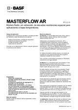 Masterflow AR