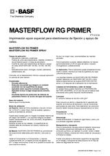Masterflow RG Primer
