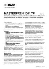 Masterpren 1001 TP