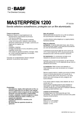 Masterpren 1200
