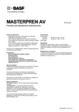 Masterpren AV