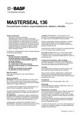 Masterseal 136