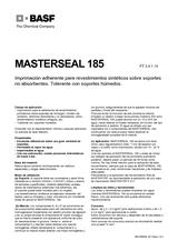 Masterseal 185