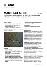 Masterseal 303