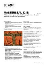 Masterseal 321 B