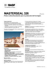 Masterseal 326