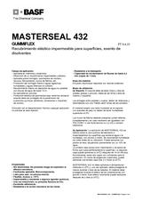 Masterseal 432 (Gummiflex)