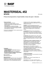 Masterseal 452 (Bitupox)