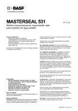 Masterseal 531