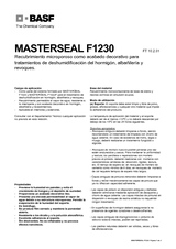 Masterseal F1230