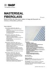 Masterseal Fiberglass