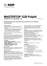Mastertop 1220 Polykit