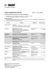 Mastertop 1221 AS