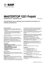Mastertop 1221 Polykit