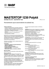 Mastertop 1230 Polykit