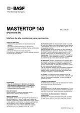 Mastertop 140