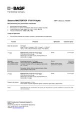 Mastertop 1710 R Polykit