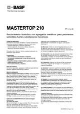 Mastertop 210